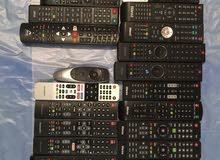 رموتات تلفزيون