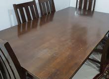 dinning table / سفره كبيره
