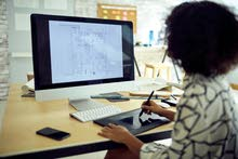 البحث عن مهندسة معمارية او مدنية للعمل في شركة
