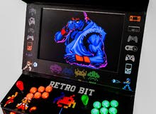 "Retro Bit Bartop 19"" Arcade Cabinet 4,000+ Classic Games Custom Made"