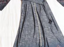 عباية وفستان اسلامي