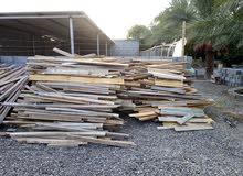 اخشاب صغيره للبيع ب200 بيسه الحبه