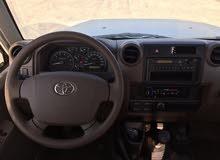Gasoline Fuel/Power   Toyota Land Cruiser J70 2017