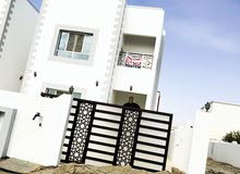 More rooms  Villa for sale in Amerat city Amerat Area 5