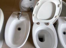 اطقم حمامات وادوات صحية