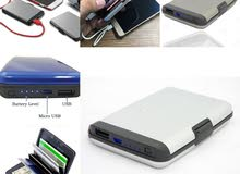 E charge wallet. For all mobile phones.