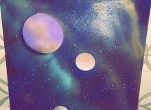 لوحة فضاء