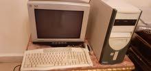 كمبيوتر بحالة جيدة وسعر مقبول للبيع