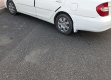 Gasoline Fuel/Power   Toyota Camry 2004