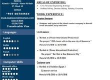 ابحث عن عمل مهندس عمارة حديث التخرج