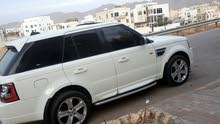 Land Rover Range Rover Sport car for sale 2008 in Muscat city
