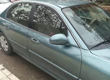 For sale Hyundai Sonata car in Amman
