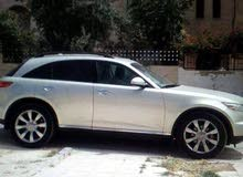 Available for sale! 1 - 9,999 km mileage Infiniti FX37 2006