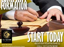 Establishing companies of all types- Company Formation- Low prices now!