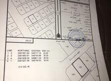 للبيع ارض سكنيه في ولاية الرستاق. حي الامجاد