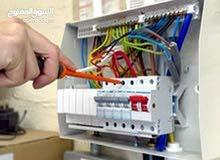 كهرباء وموسرجي وصيانه عامه للمنازل ودهانات منازل