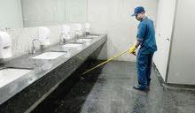 الابتكار للتنظيف الشامل