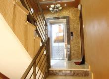 Jubaiha neighborhood Amman city - 220 sqm apartment for sale