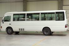 للإيجار باص 30/ 26 راكب -  For rent bus 26 / 30  seat for rent