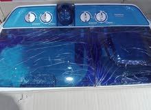 غسالة ثومسون 15 كيلو  كفالة سنة فقط من معرض نجمة ماركا للاجهزة الكهربائية ب 100