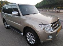باجيرو 2014 رقم واحد pajero full option