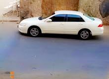 Automatic White Honda 2006 for sale