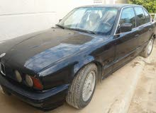 Gasoline Fuel/Power   BMW 535 1991