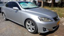 Lexus IS car for sale 2010 in Nizwa city