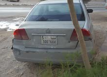 هوندا سفيك 2002 2003 توماتك