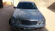 مرسيدس  E240 موديل2003