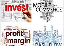 فرصة استثمارية في تجارة الموبايلات، تبحث شركتنا عن رأس مال قدره 500,000 درهم، صافي الربح 80٪ سنوياً
