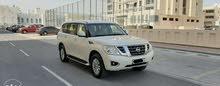 Nissan Patrol SE 2014 (White)