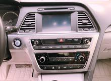 Hyundai Sonata 2017 - Automatic