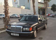 Mercedes Benz S 300 1988 For sale - Black color