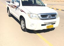 Toyota Hilux 2011 For sale - White color
