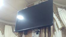 تلفزيون جديد ... بعده بالجيس ... استعمال شهر ... ب 325 الف