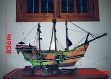 bateau d'artiste