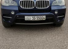 BMW X5 car is available for sale, the car is in Used condition