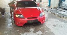 Manual Red Hyundai 2005 for sale