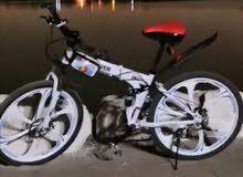 دراجه هوائية للبيع شبه جديدة