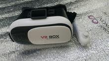نضاره ثلاثيه الابعاد العالم الفتراضي مع رموت VR