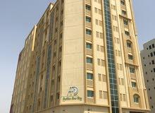 شقة للإيجار بغلا-2غرفة+3حمامات..Two BHK+maidsroom flat for rent-Ghala near Al Noor shopping center