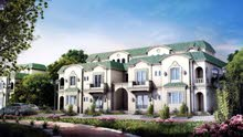 شقة نصف تشطيب للبيع بكومبوند لافونير , بمدينة المستقبل