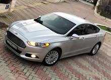 Ford Fusion car for sale 2016 in Amman city