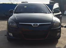 Black Hyundai i30 2008 for sale