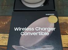 شاحن لاسلكي سامسونغ Wireless charger  Convertible