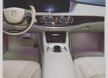تفصيل دعاسات للسيارات جلد اصلي VIP