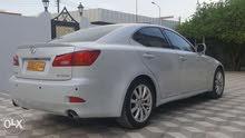 +200,000 km Lexus IS 2007 for sale