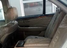 White Lexus IS 2001 for sale