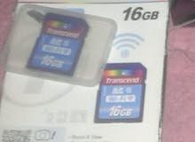 ميمري كارد 16GB مع خاصية WIFI